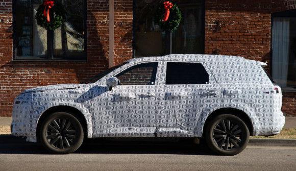 Как автопроизводители маскируют свои прототипы
