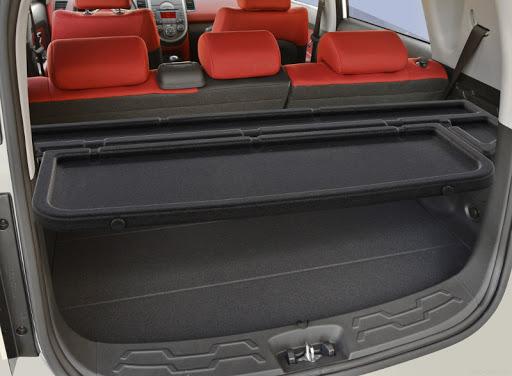 В каких автомобилях нужно устанавливать полку в багажник?