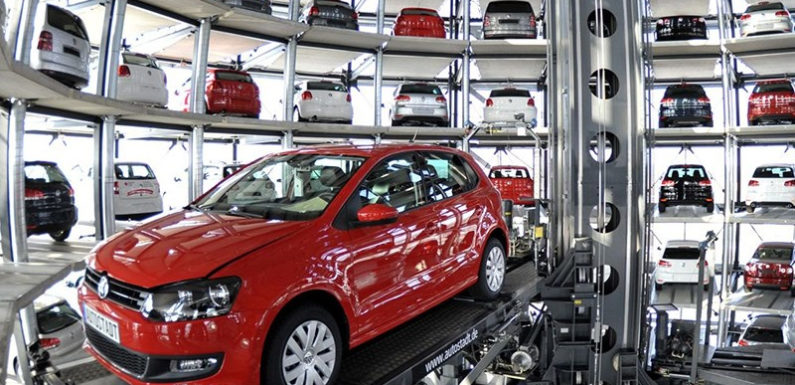 Мировой рынок автомобилей вырос