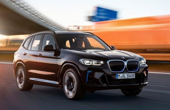 Представлен обновленный BMW iX3