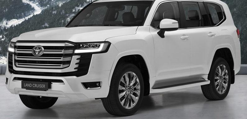 В Toyota дали комментарии относительно запретов продаж Land Cruiser
