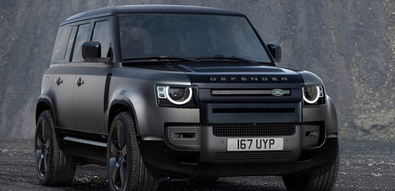 Раскрыта информация о новом Land Rover Defender