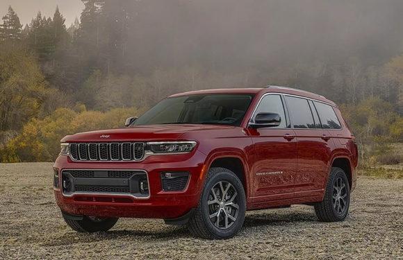 Jeep Grand Cherokee лишился навороченной подвески